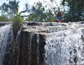 Cachoeira e Poço Encantado