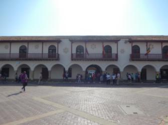 Plaza de la Aduana ou Praça da Alfândega