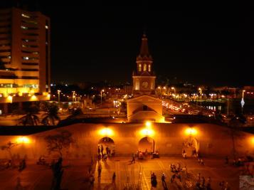 Torre del Reloj - Noite