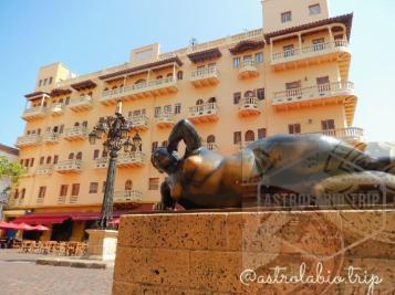 La Gorda Gertrudis de Fernando Botero