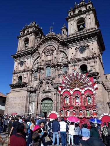 Corpus Christi em Cusco