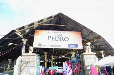 Mercado San Pedro