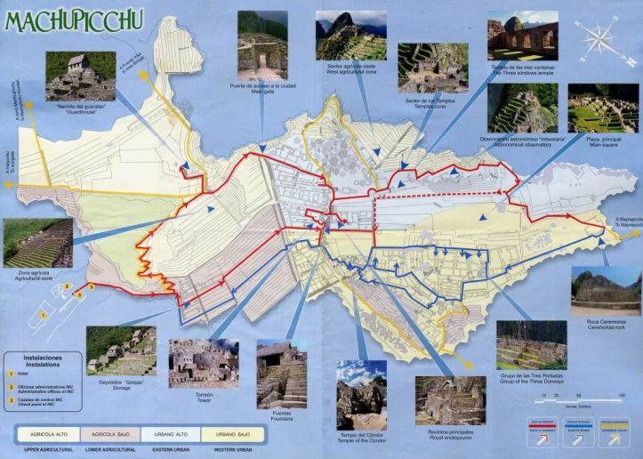 mapa da cidade deMP